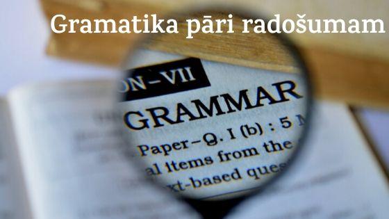 Gramatika